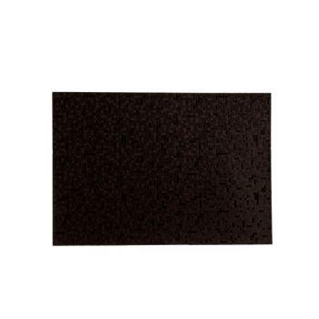 Cosy & Trendy Table Mat Mosaic Black 43x30cm