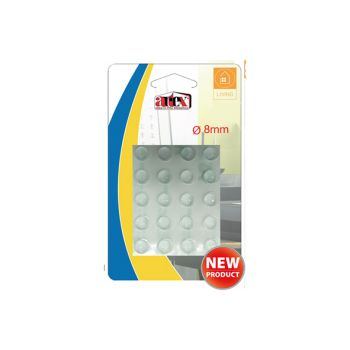 Artex Door Bumber Protection S20 Transp D8mm