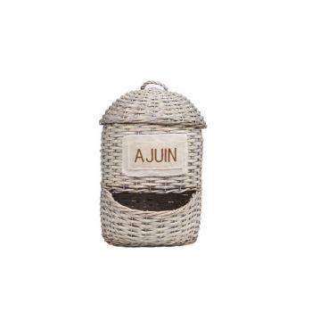 Cosy & Trendy Oignon Basket Willow 22x30x33cm -ajuin-