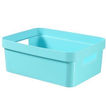 Curver Infinity Box 11l Blue 36x27xh14cm