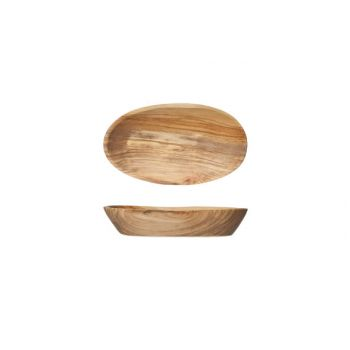 Cosy & Trendy Oval Bowl 12cm X 8-9cm Olivewood