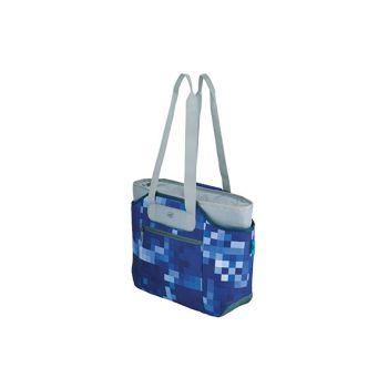 Alfi Isobag Cooler Bag 2pcs Blue Squares