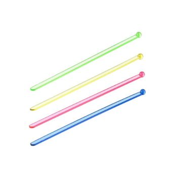 Cosy & Trendy Plastic Stirrers Set20assorted 16,5cm