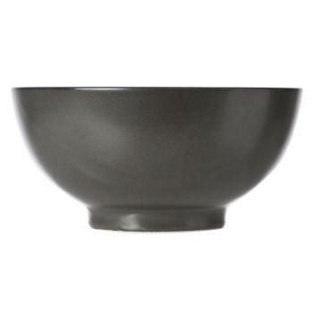 Cosy & Trendy Black Bowl D15.5xh7.5cm