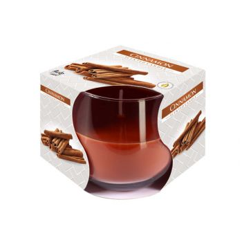 Cosy & Trendy Ct Scented Candle Glass Cinnamon-brown