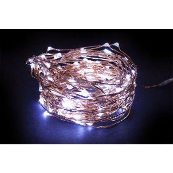 Light Creations Microlight Led 12m 120 White Lamps