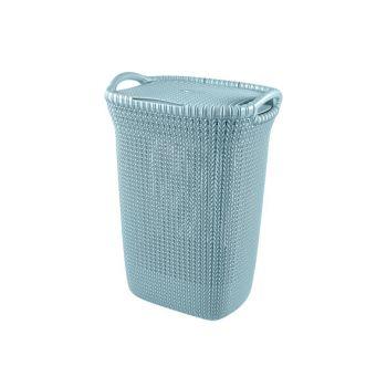 Curver Knit Washbox 57l Misty Blue