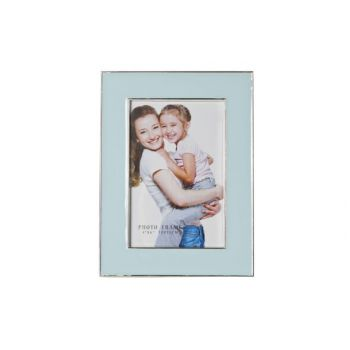 Cosy @ Home Photoframe Pastel Turquoise Metal 15x20c