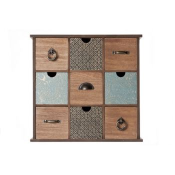 Cosy @ Home Cabinet Colombus Wood 35x14x33cm