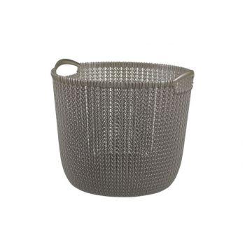 Curver Knit Basket L R0 30l Harvest Brown