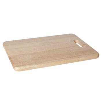 Cosy & Trendy Cutting Board Wood Rect 39x28x1,8cm