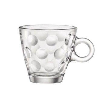 Bormioli Dots Espresso Cup 10 Cl