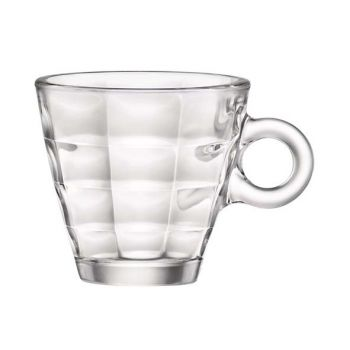 Bormioli Cube Espresso Cup 10 Cl