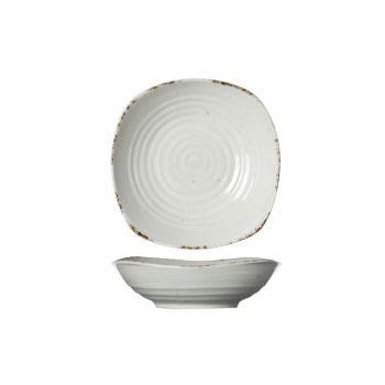 Cosy & Trendy Avalon Square Dish 17.5x17.5xh4.5cm