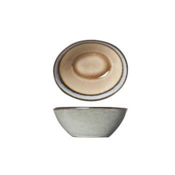 Cosy & Trendy Castor Oval Bowl 4x3.5xh1.5cm