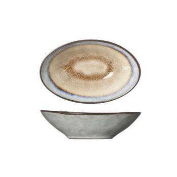 Cosy & Trendy Castor Oval Bowl 14x9xh4cm
