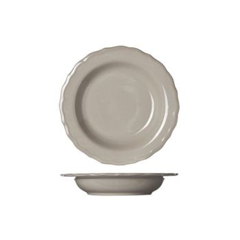 Cosy & Trendy Julia Taupe Deep Plate D23cm