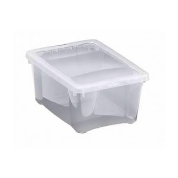 Cosy & Trendy Box Transparant 1.7l 20x15xh9cm