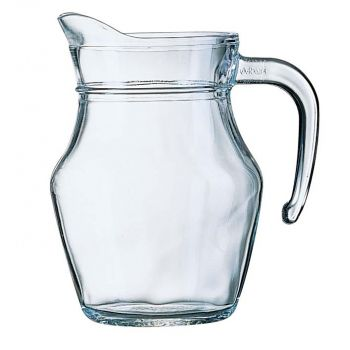Arcoroc Water Jug Broc Arcoroc Ol50 Set 12 ***