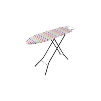 Cosy & Trendy Ct Ironing Board Metalica Red - Black