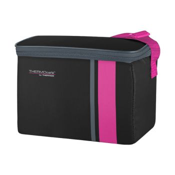 Thermos Neo 6 Can Cooler Black-pink  - 4,5l
