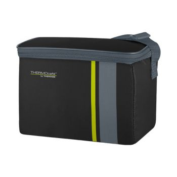 Thermos Neo 6 Can Cooler Black-lime  - 4,5l