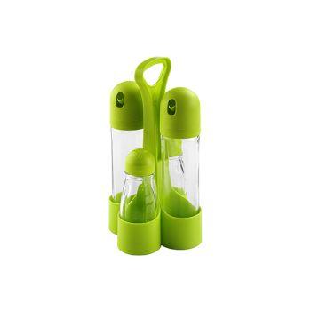 Hega Hogar Almeria Oil Vinegar Holder 3 Types