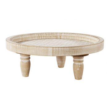 Cosy @ Home Tray Agadir Base Wood 29.8x29.8x11cm