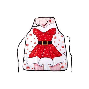Cosy @ Home Apron Sexy Xmas Dress 50x71cm