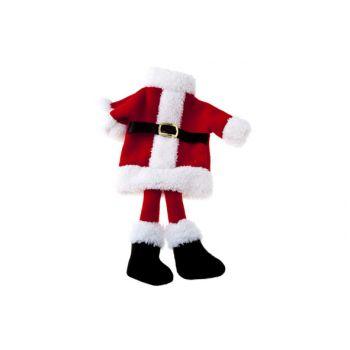 Cosy @ Home Santa Costume For Wine Bottle