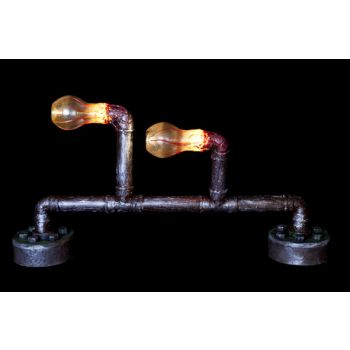 Cosy @ Home Drain Pipe Lights W Blood 21x10x52cm