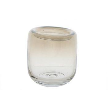 Cosy @ Home Vase Olga Gold Glass D11xh12cm