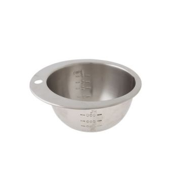 Cosy & Trendy Mixing Bowl W. Subdiv. Ss D20cm