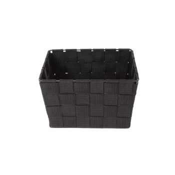 Cosy & Trendy Expert Basket Black 19x19x11cm Nylon