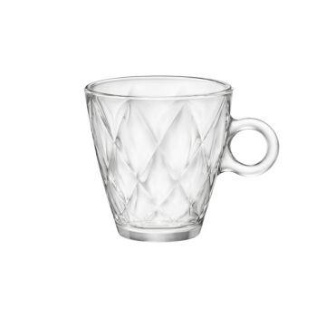 Bormioli Kaleido Mug 22 Cl Set 6