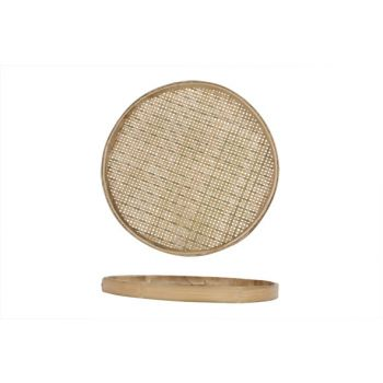 Cosy @ Home Plate Bamboo D46xh3,5cm