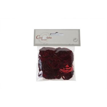 Cosy @ Home Sprinklerdeco Hearts Mix Set15g Red