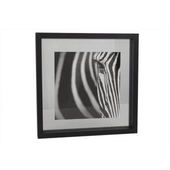 Cosy @ Home Photo Frame In Wood Black 30x30xh4cm