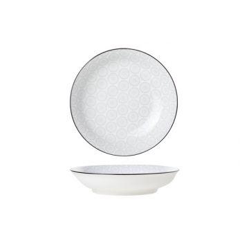 Cosy & Trendy Tavola Grey Deep Plate D20.5cm