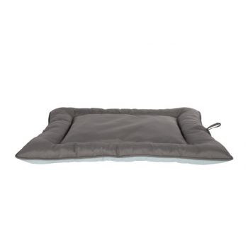 Cosy & Trendy Cool Pad Grided Oxford  Gray 75x65xh3cm