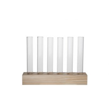 Cosy & Trendy Glasses S6 With Wooden Stand