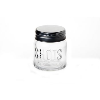 Cosy & Trendy Shots Glass Transparent D5xh5,5cm