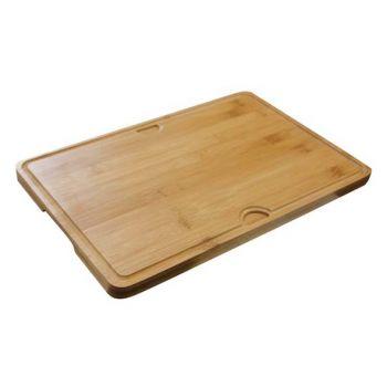Cook'in Garden Plancha Cutting Board Wood