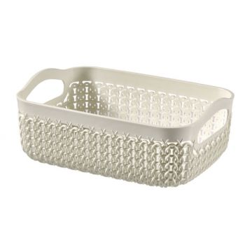 Curver Knit Tray A6 1.3l Oasis White 19x14x