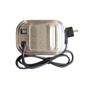 Cook'in Garden Motor Spit Electrisch