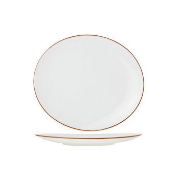Cosy & Trendy For Professionals Terra Arena Steak Plate Ov. D26.5x30cm