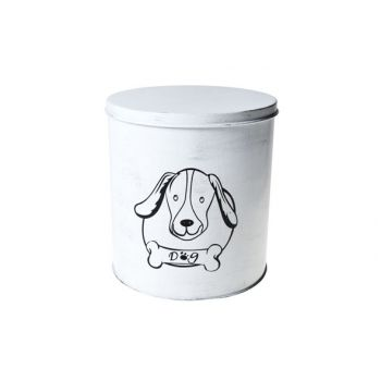 Cosy & Trendy Canister For Dogfood D19xh21cm