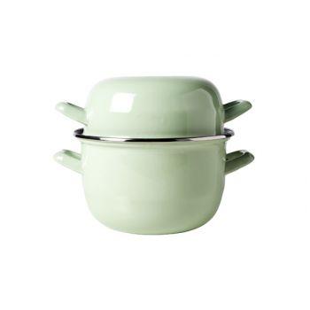 Cosy & Trendy For Professionals Mussel Casserole 1,2kg Mint 2,8l D18cm