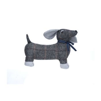 Cosy @ Home Doorstop  Gray Other Polyester 0x0xh30 D