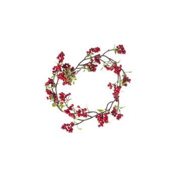 Cosy @ Home Berries Garland Red Synthetic 0x0xh101,6